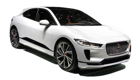 jaguar electric suv