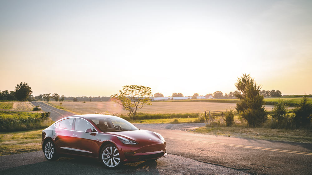 Electric car advantages