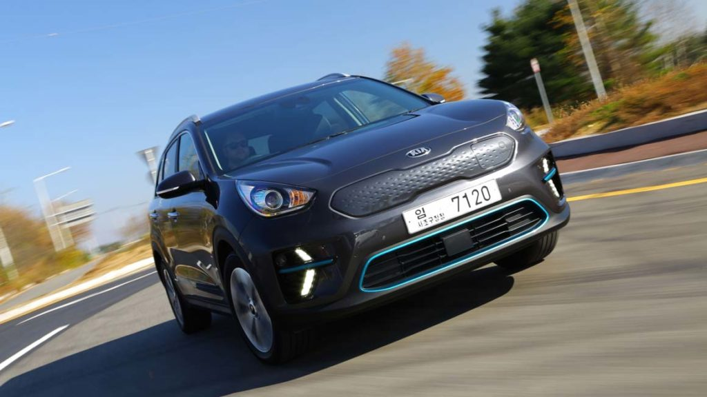 Kia electric Niro named gamechanger in UK car awards for best affordable electric cars 2019