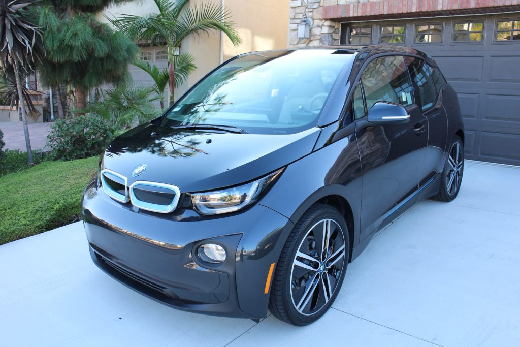 buy used electric car