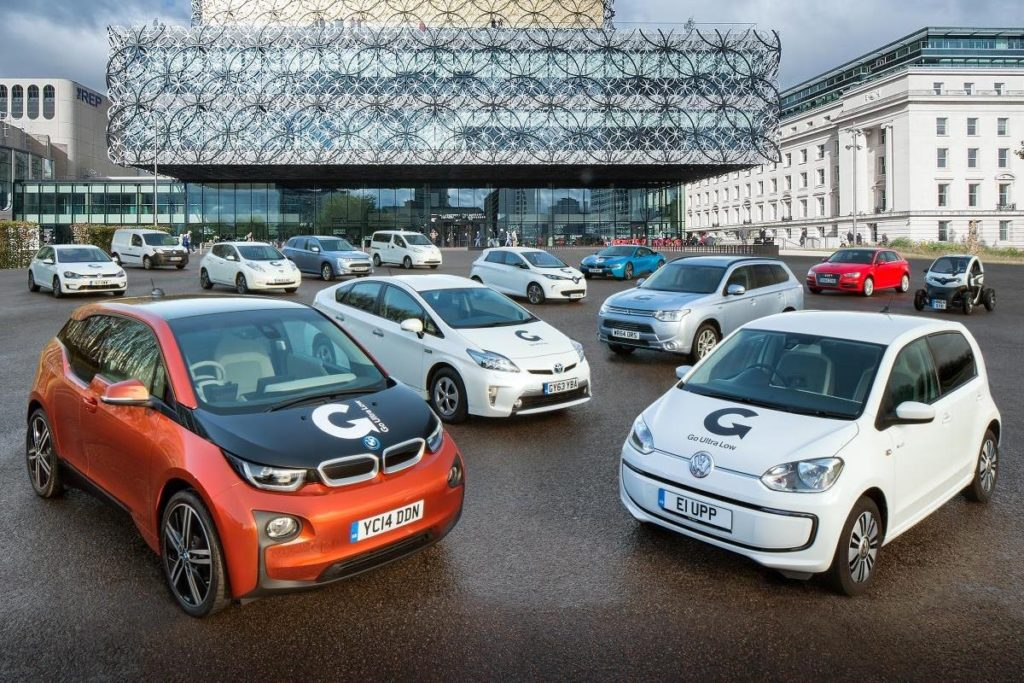EVs. UK government to ban sale of petrol and diesel cars