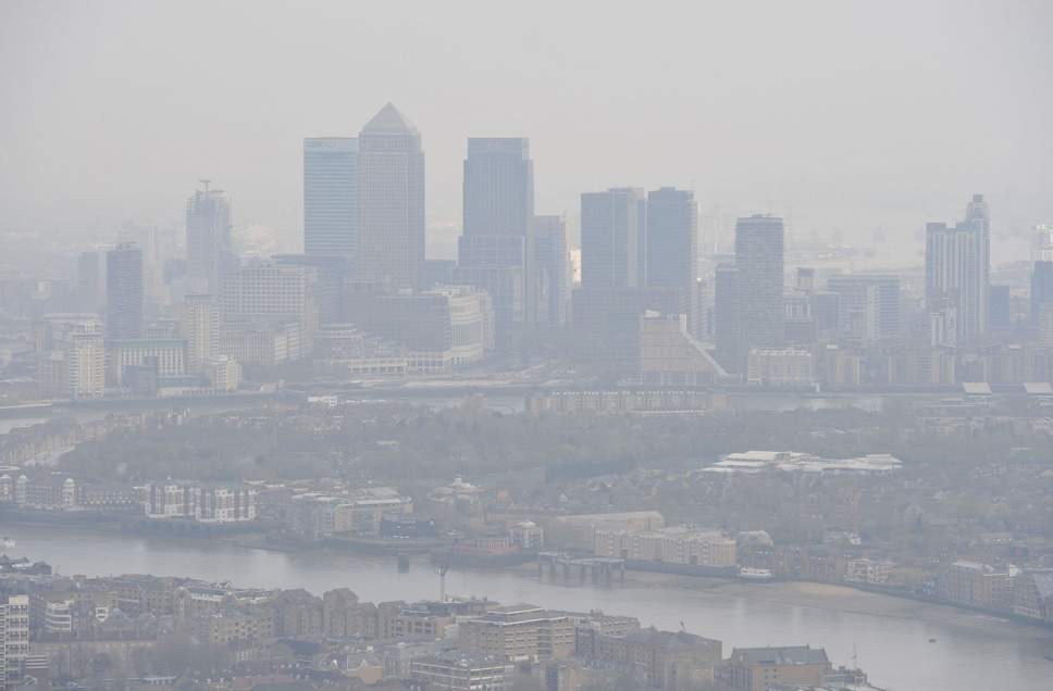 air pollution and the introduction of ULEZ