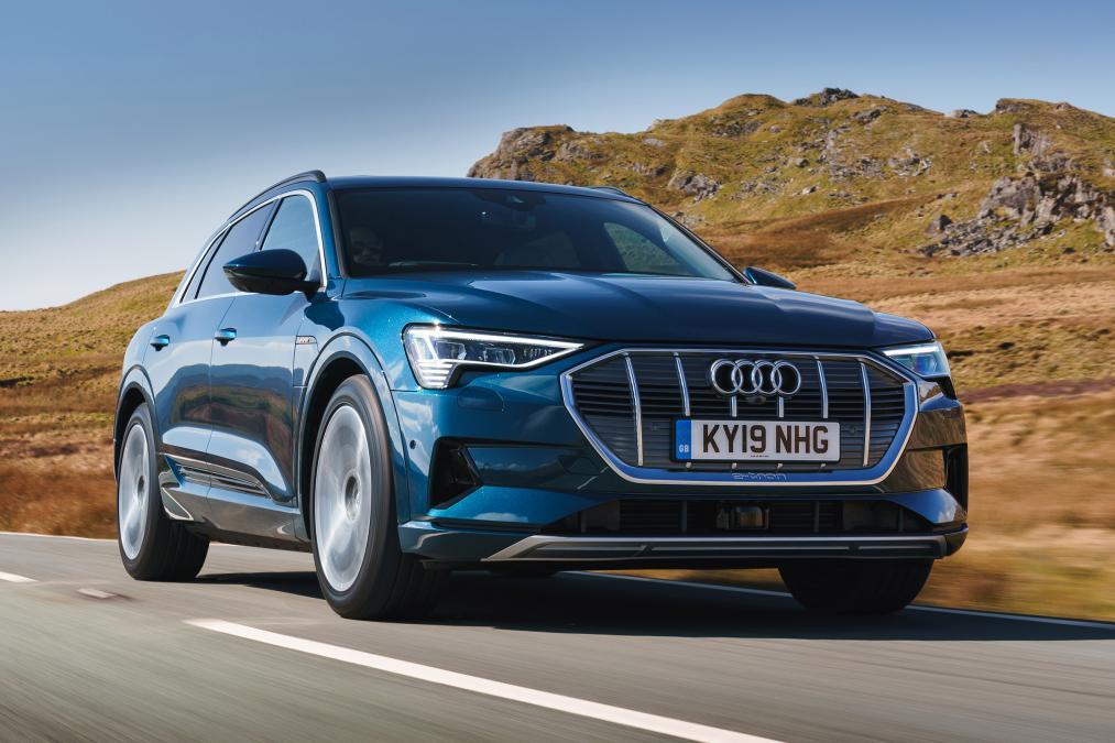 Audi e-tron 55 quattro SUV 2019