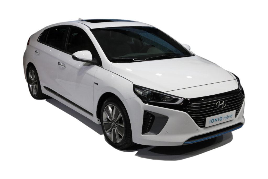 Hyundai IONIQ Hatch 5Dr hybrid