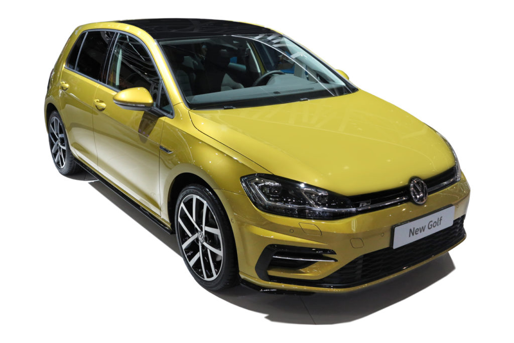 Volkswagen Golf Hatch 5Dr 0.0Electric 35.8kWh 136 e-Golf Auto