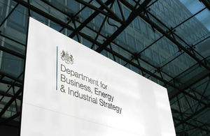 Department For Business, Energy & Industrial Strategy part of the UK government