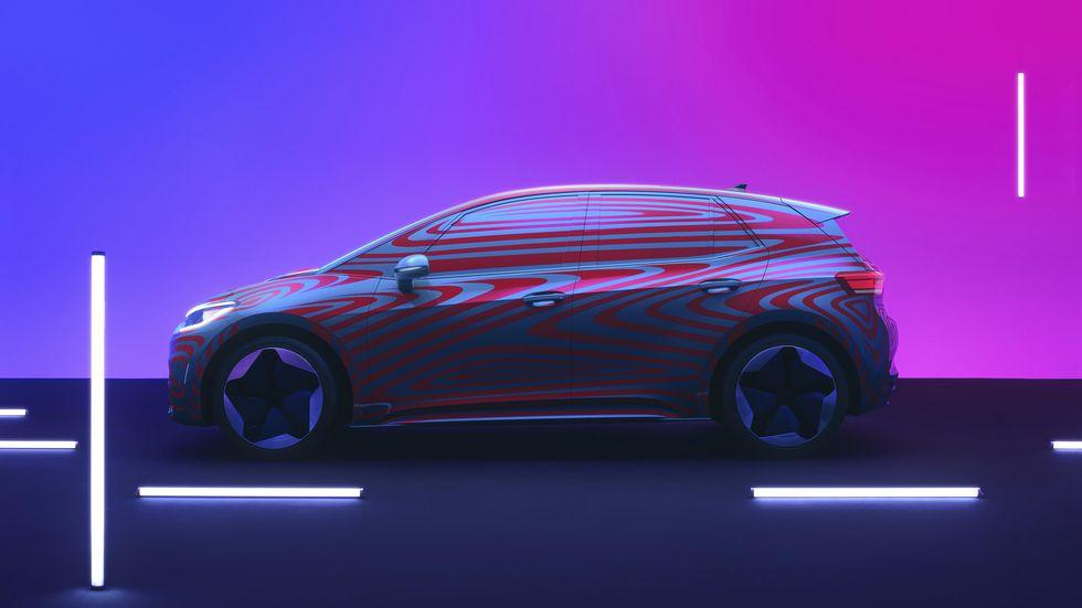 Volkswagen electric car ID.3 pre orders