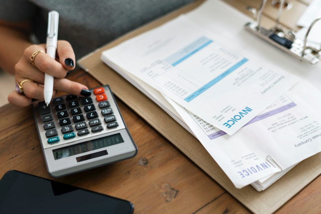calculator and financing of vehicles