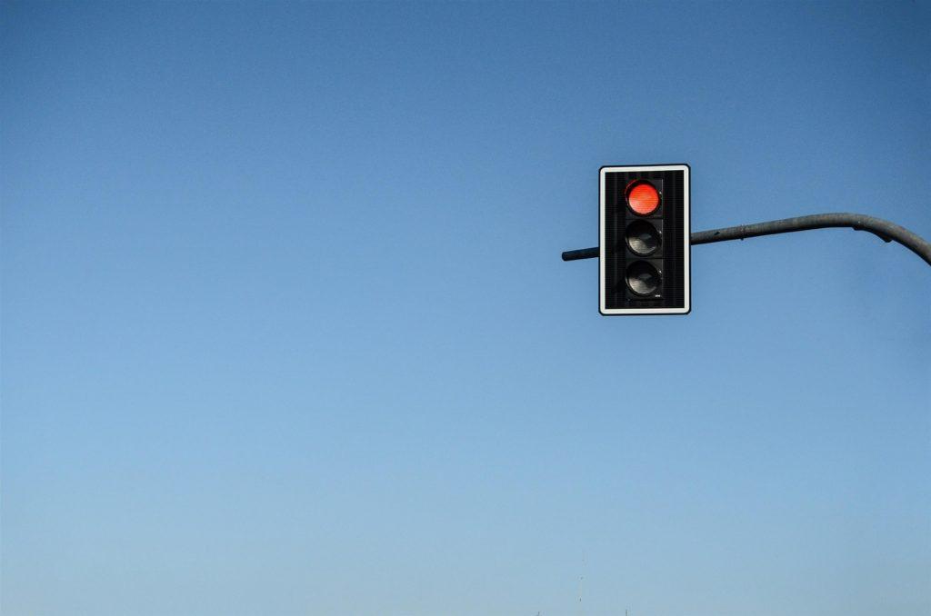 Traffic Light stop