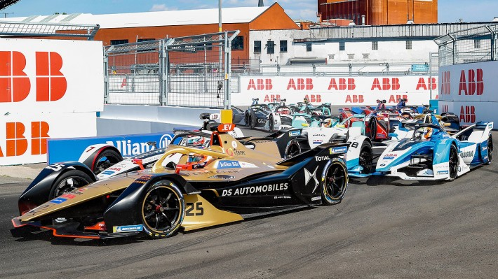 electric car races formulae E