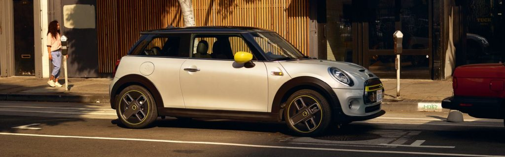 Mini Electric Car Cooper S