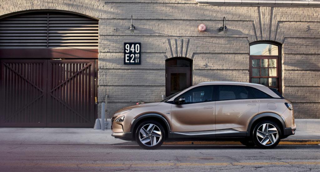 Hyundai NEXO Fuel Cell Electric Vehicle