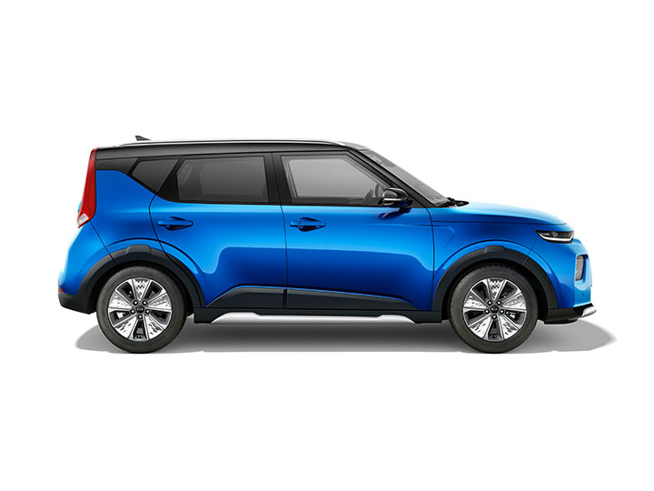 All new kia soul EV electric SUV