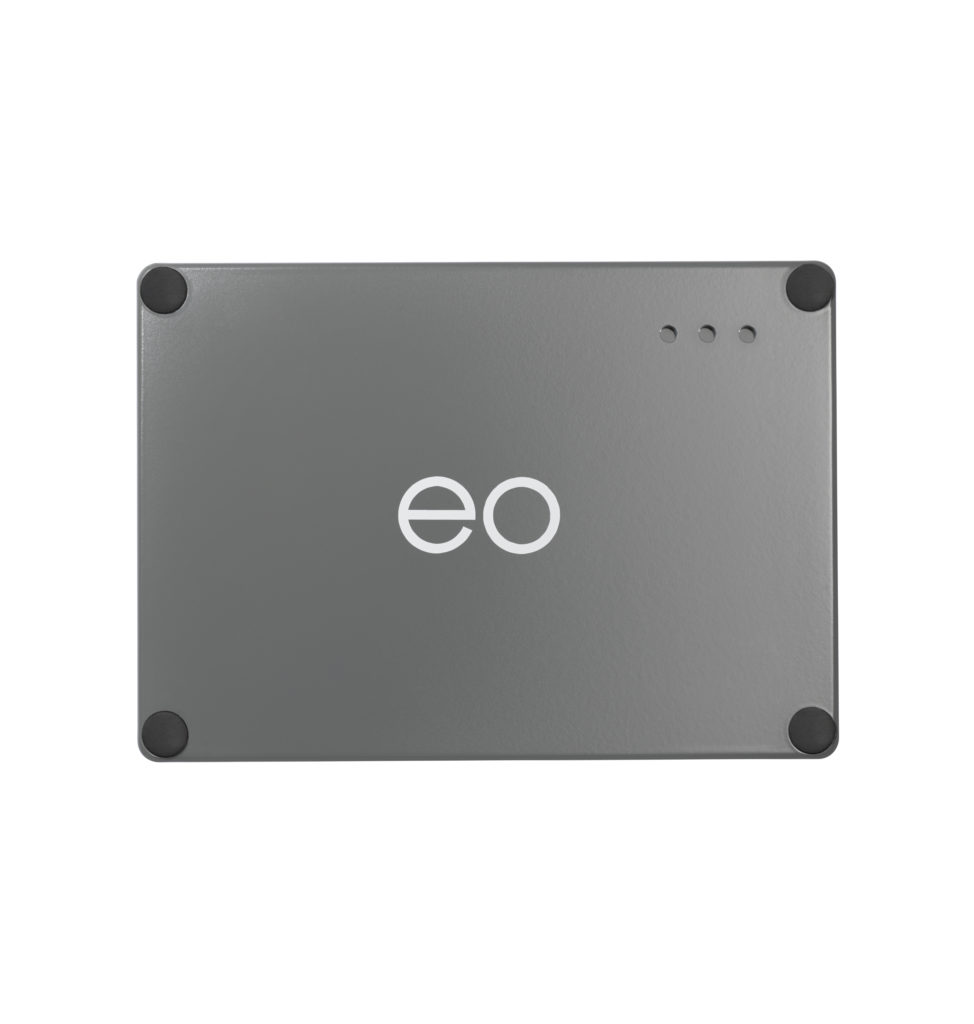 EO Home Hub and EO mini