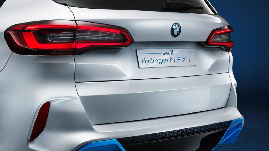BMW i Hydrogen NEXT FCEV