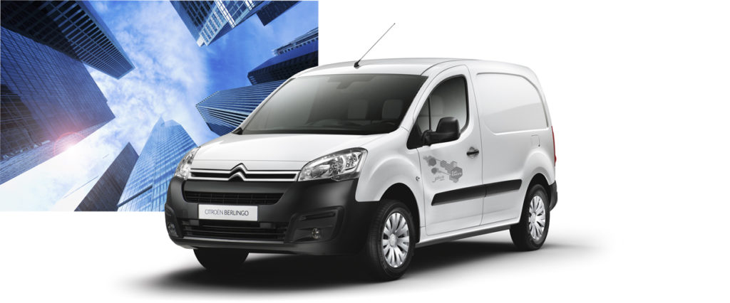 Citroen Berlingo All Electric Commercial Van