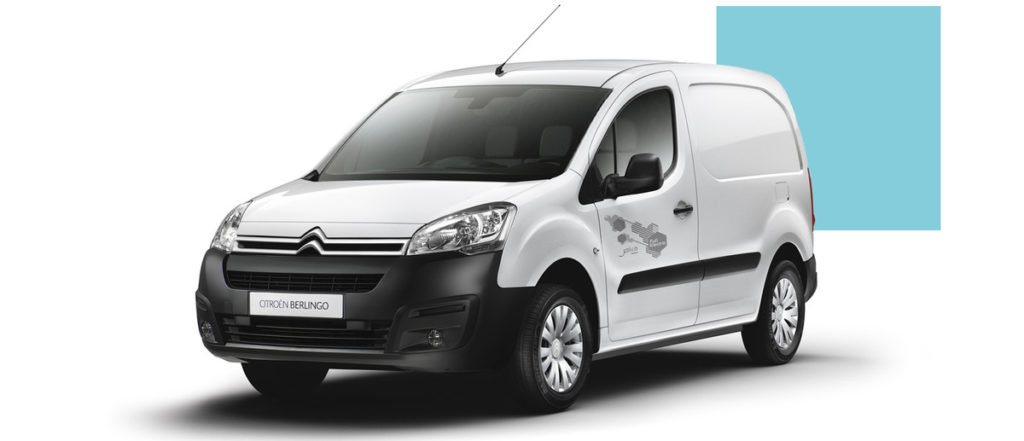 Citroen Berlingo  All-Electric Commercial Van