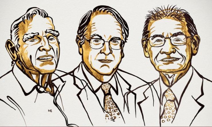 Winners: Nobel Prize in Chemistry