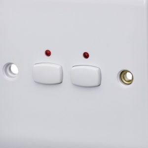Mi|Home 2G light Switch White