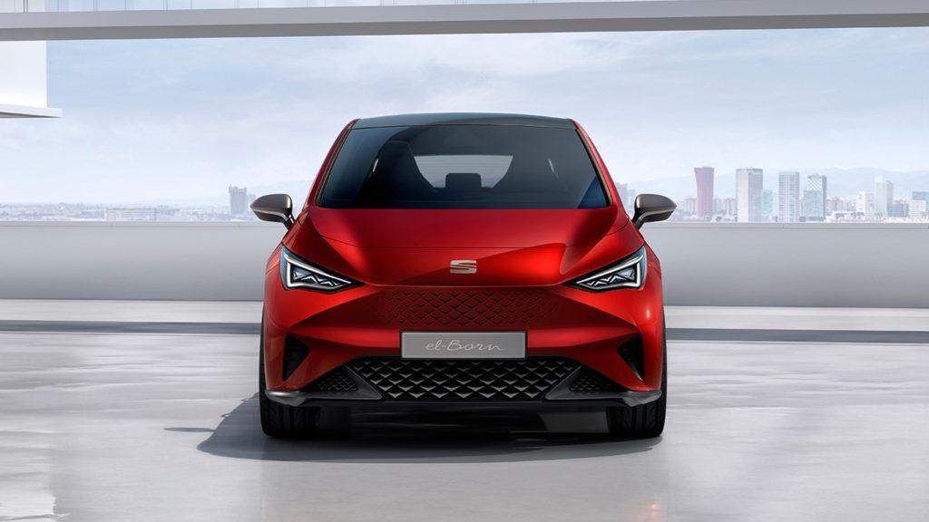SEAT el-Born electric car