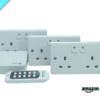 Mi|Home Smart Double Socket Bundle