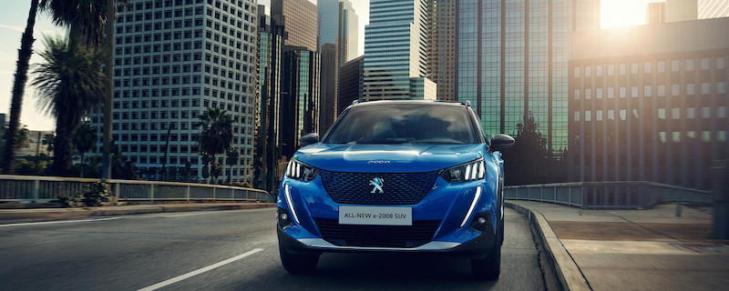 Peugeot E 2008 All Electric SUV