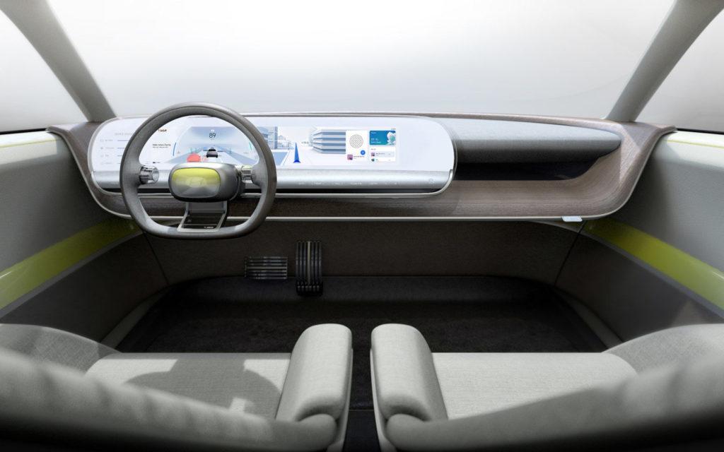 Hyundai 45 EV electric car concept