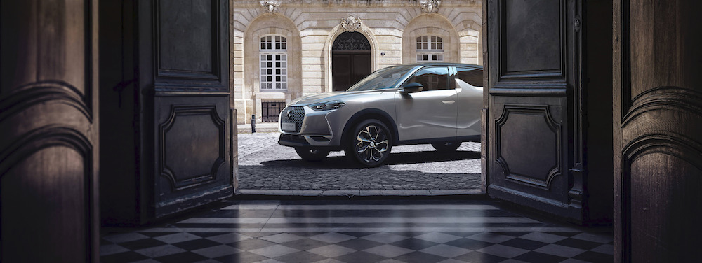 All Electric DS 3 SUV crossback