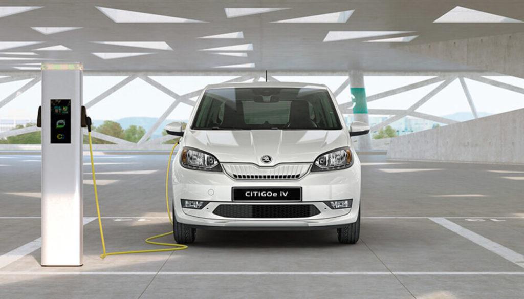 skoda Electric Citigo-e iV City Car