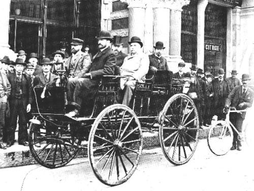 The Morrison Electric: 1890