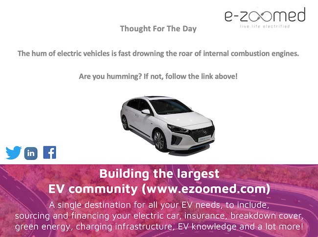 buy electric car