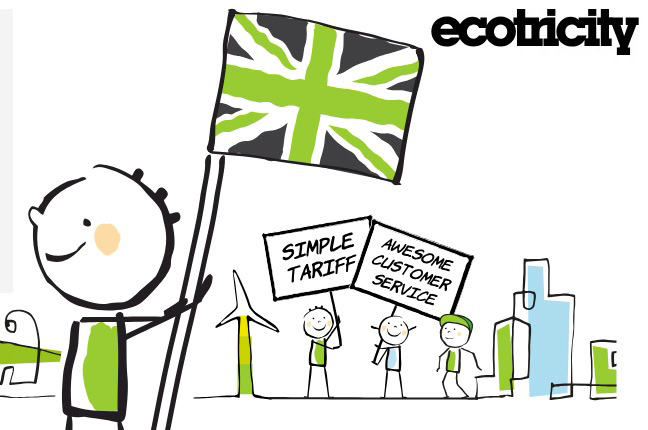 ecotricity green energy electric car tariff