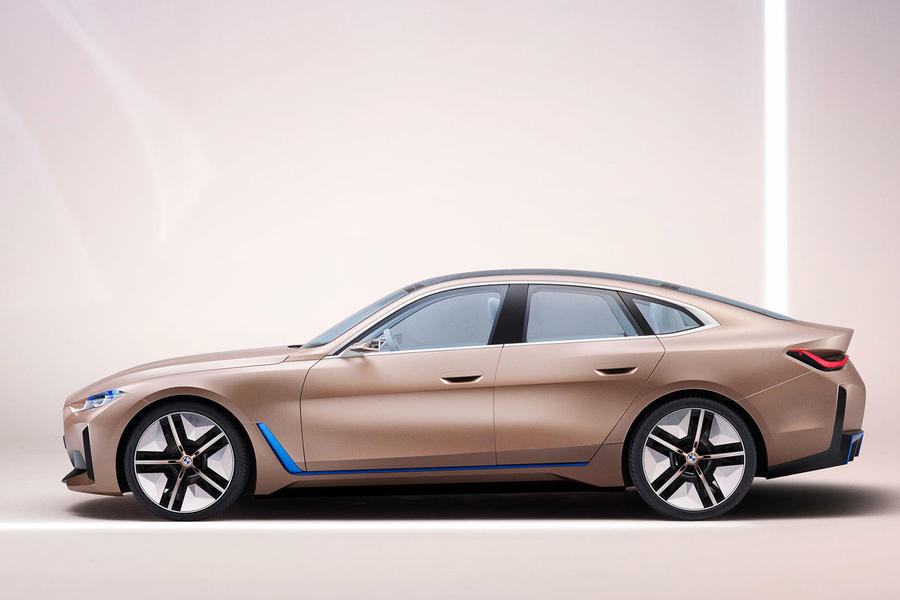 BMW i4 electric concept