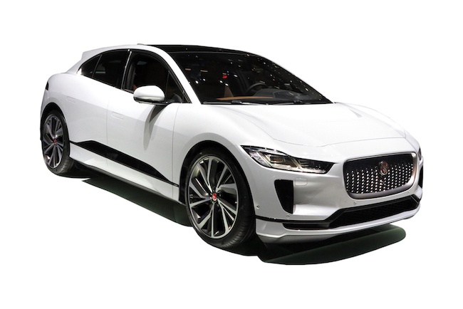 jaguar i pace electric