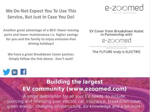 EV Breakdown Cover