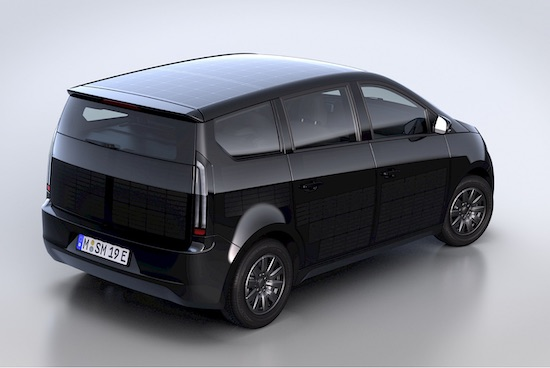 sono motors sion solar electric car