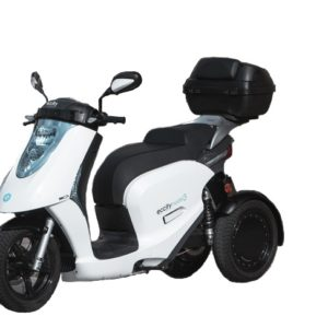eccity model 3 electric scooter