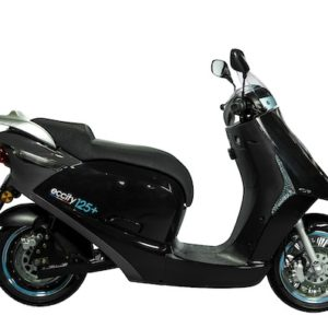 eccity electric scooter 125