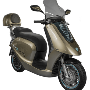 eccity 125 electric scooter