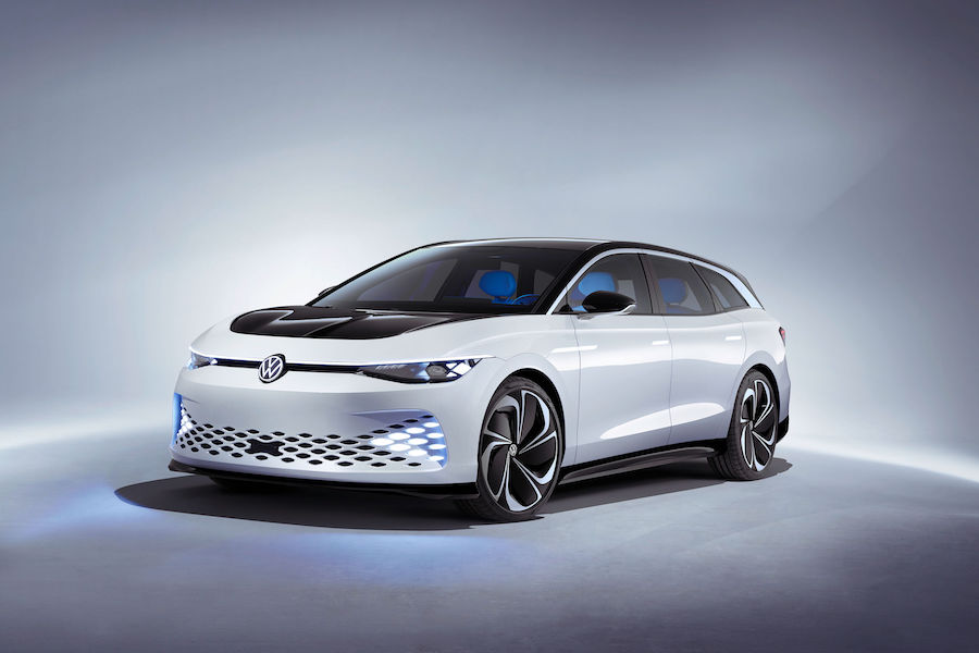 VW ID.Space Vizzion Concept