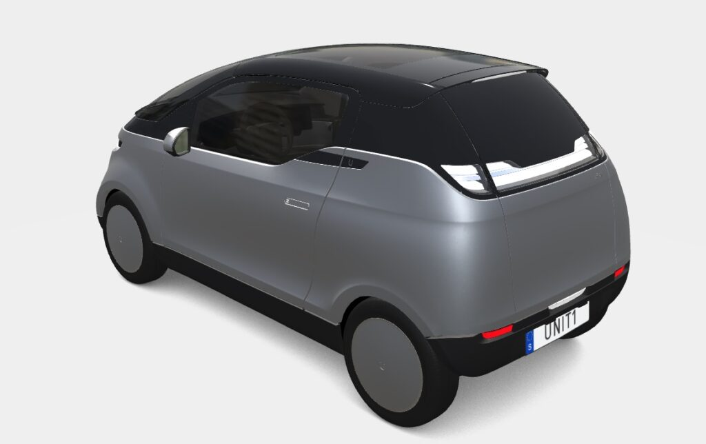 The All-Electric Uniti One
