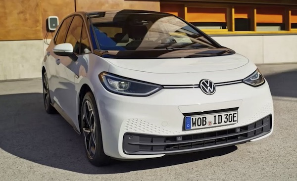 VW All-Electric ID.3