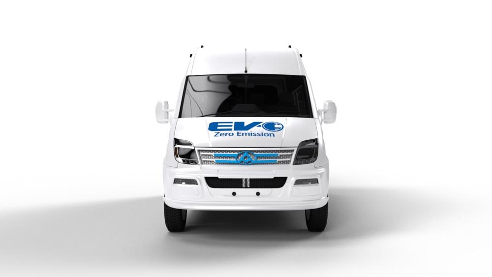 The All Electric LDV EV80