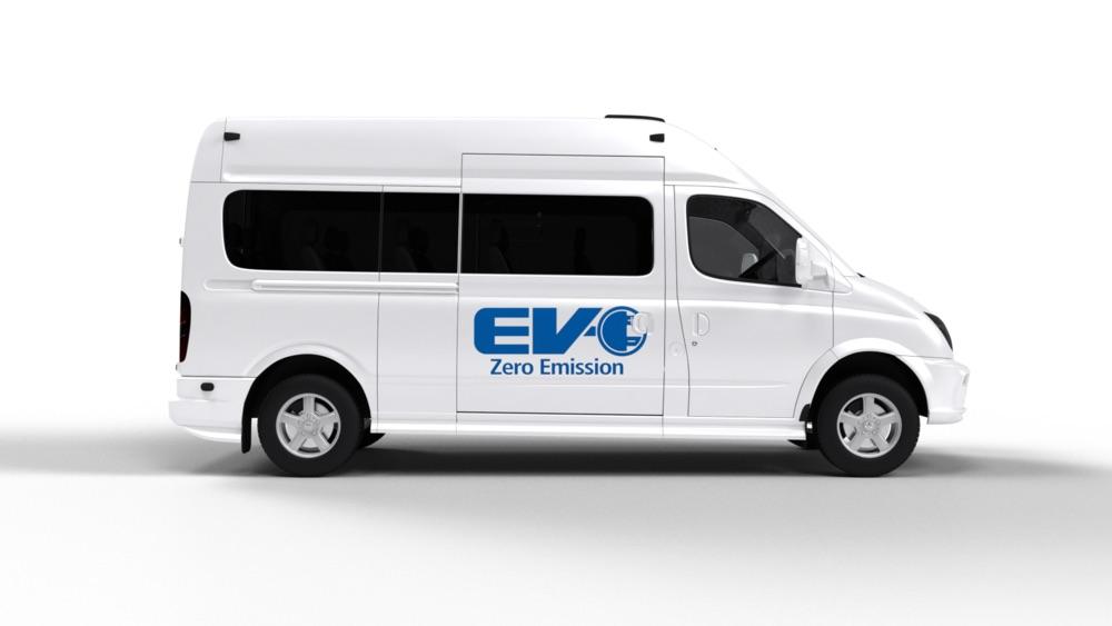 The All-Electric LDV EV80