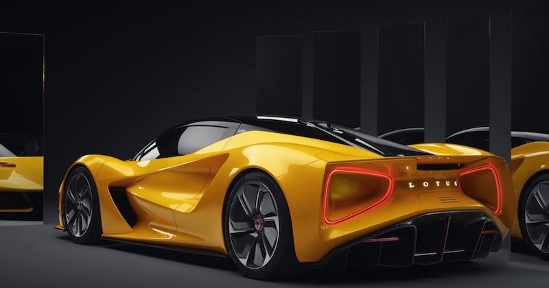 lotus electric car