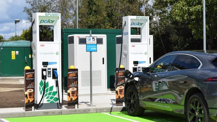 Rapid EV Chargers UK