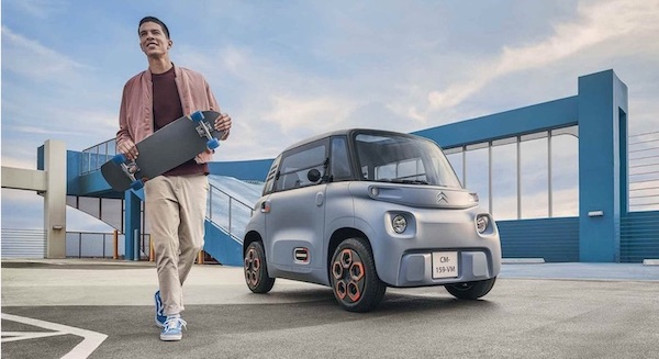 Citroen Ami Electric Car