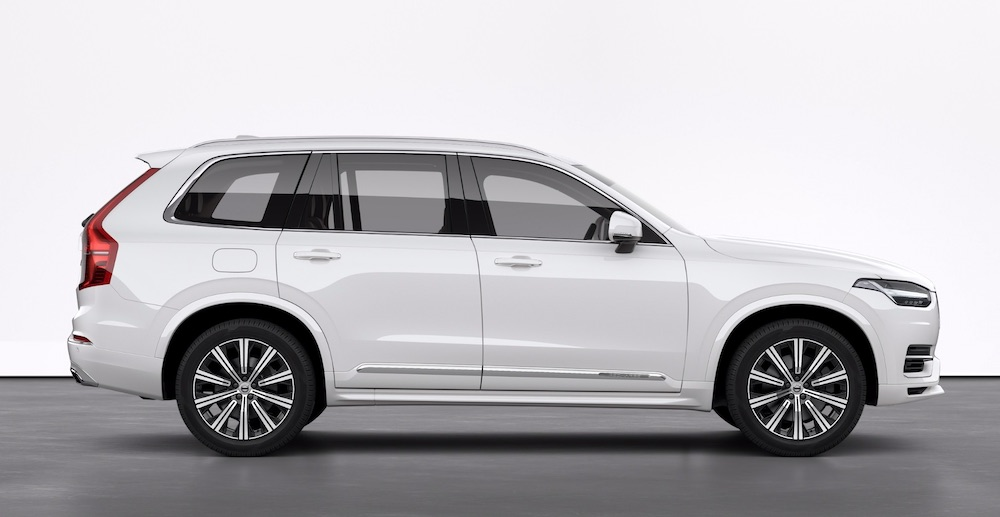 Volvo Electric Car: XC90 Recharge Plug-In Hybrid (R-Design Pro) SUV