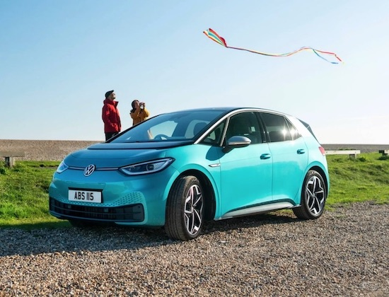 The All-Electric Volkswagen ID.3