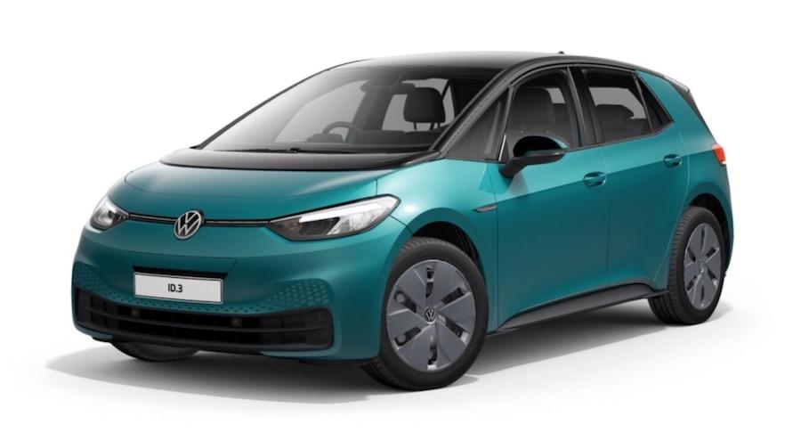 vw ID 3 electric car